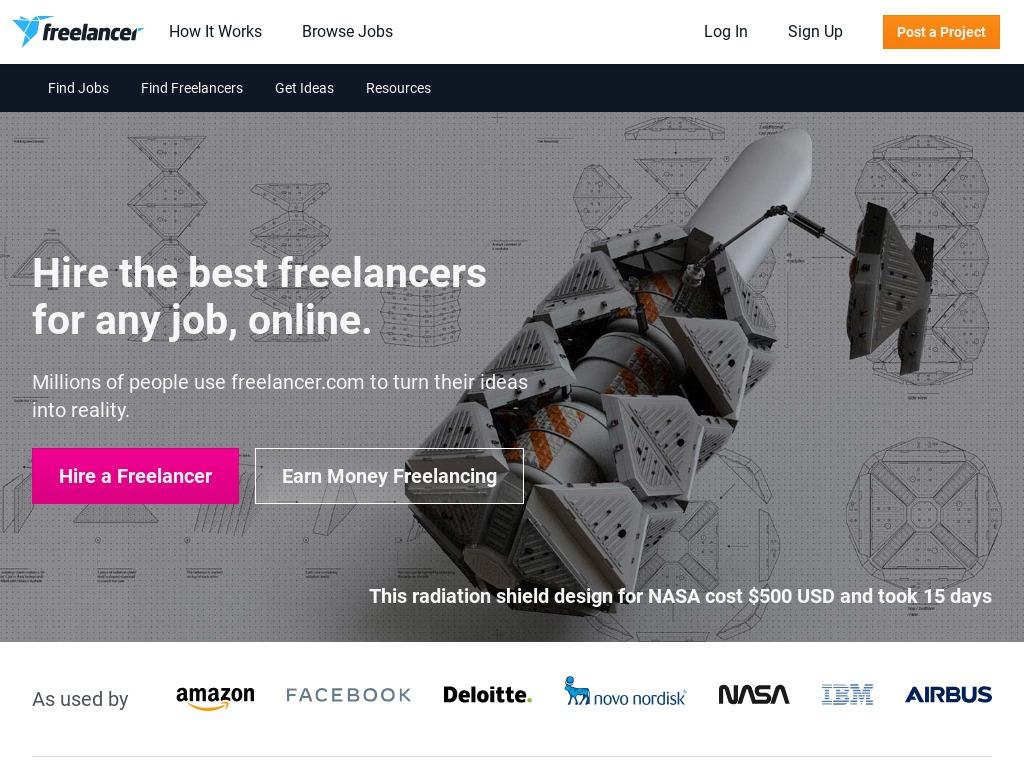 freelancer com