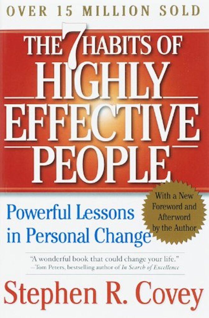 habits highly effective people