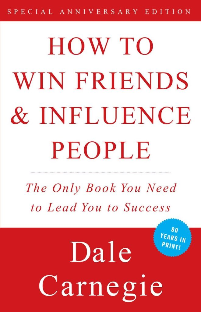 how win friends influence people