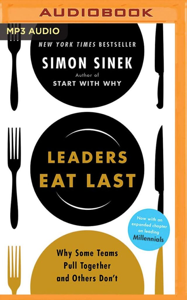 leaders eat last together others