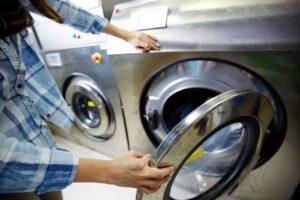 process of washing clothes ERJRDJ