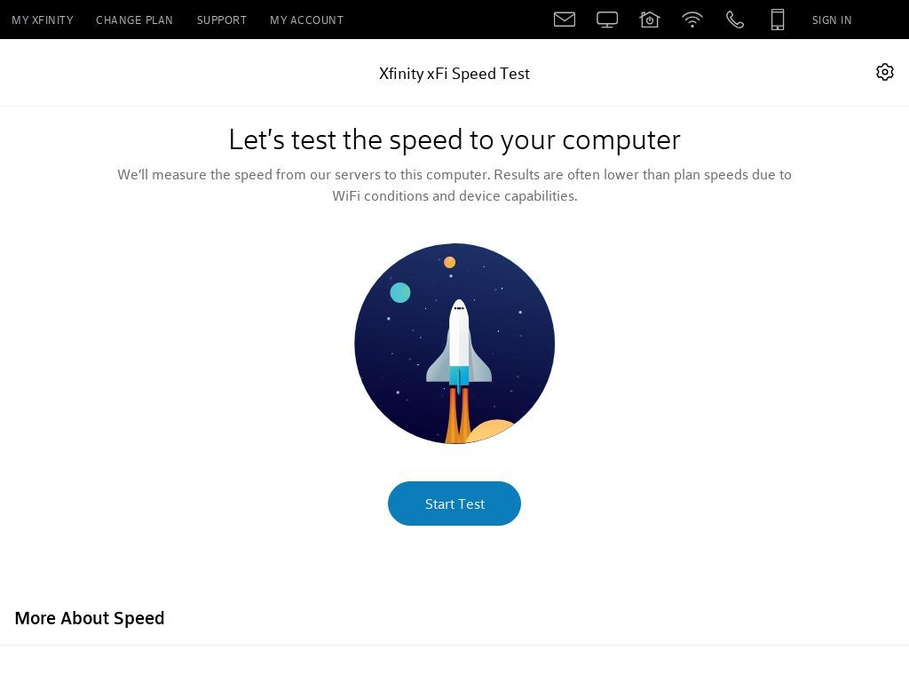 speedtest xfinity com xdesktop ea
