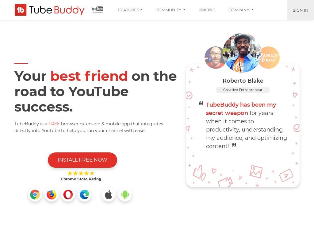 tubebuddy com