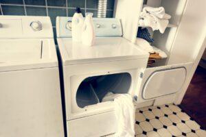 washing machine in the kitchen PPETW
