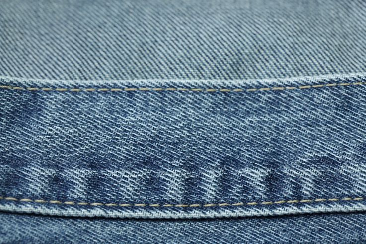 blue jeans texture background PTMJNHC