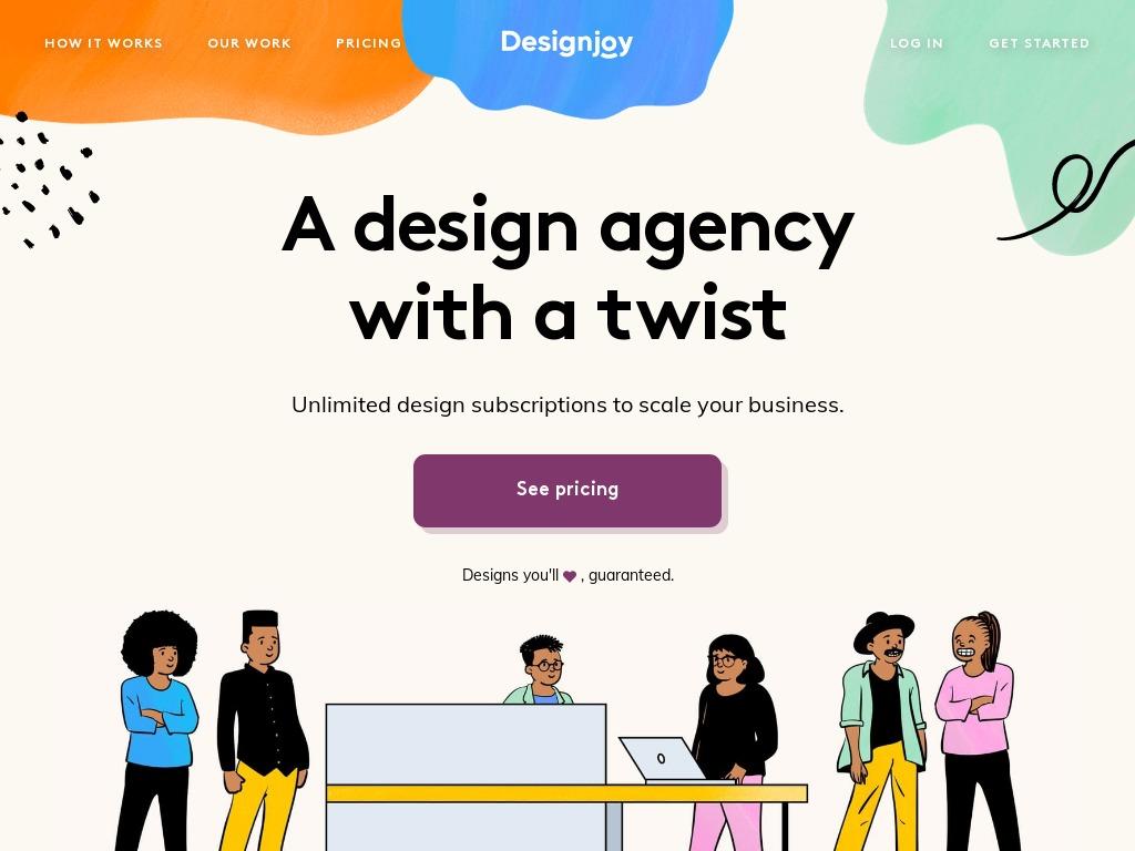 designjoy co
