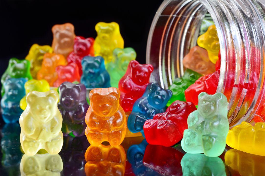 gummy bears HHGLUC
