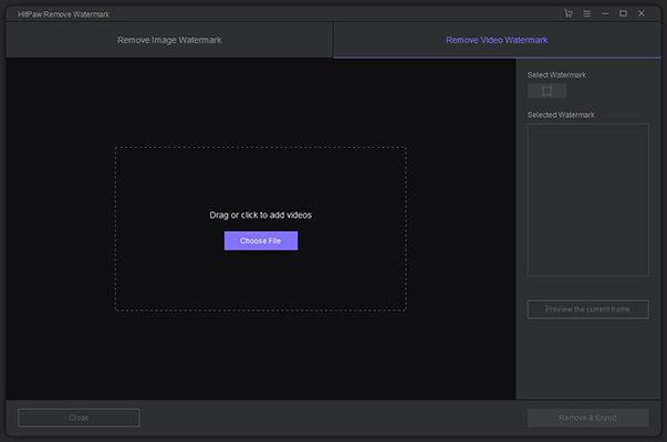 remove watermark from TikTok video – remove video watermark