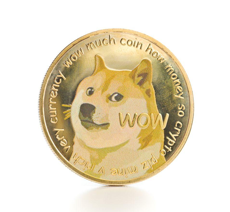 the golden dogecoin PFKHMW